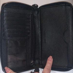 MICHAEL Michael Kors Bags - Michael kors wristlet black glitter